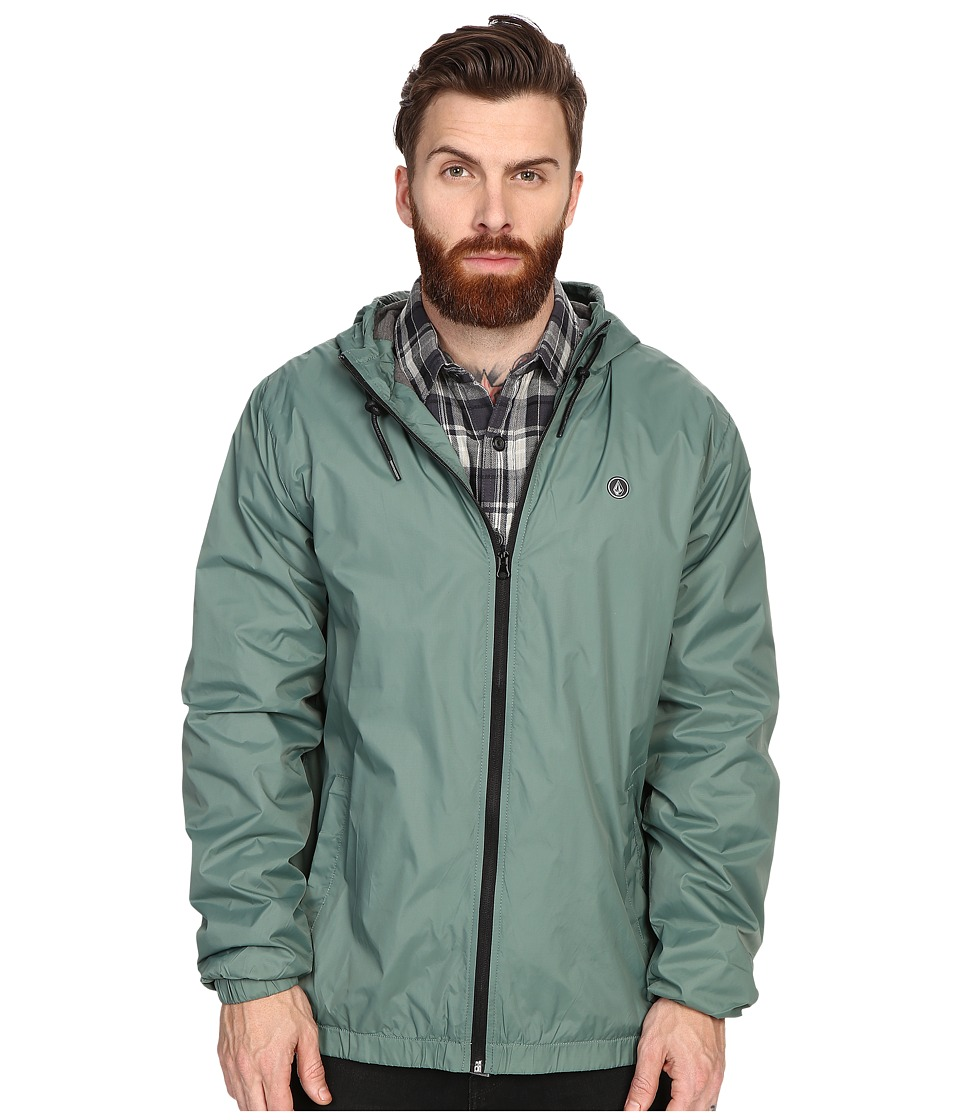 Volcom - Ermont Jacket (Forest) Men's Coat