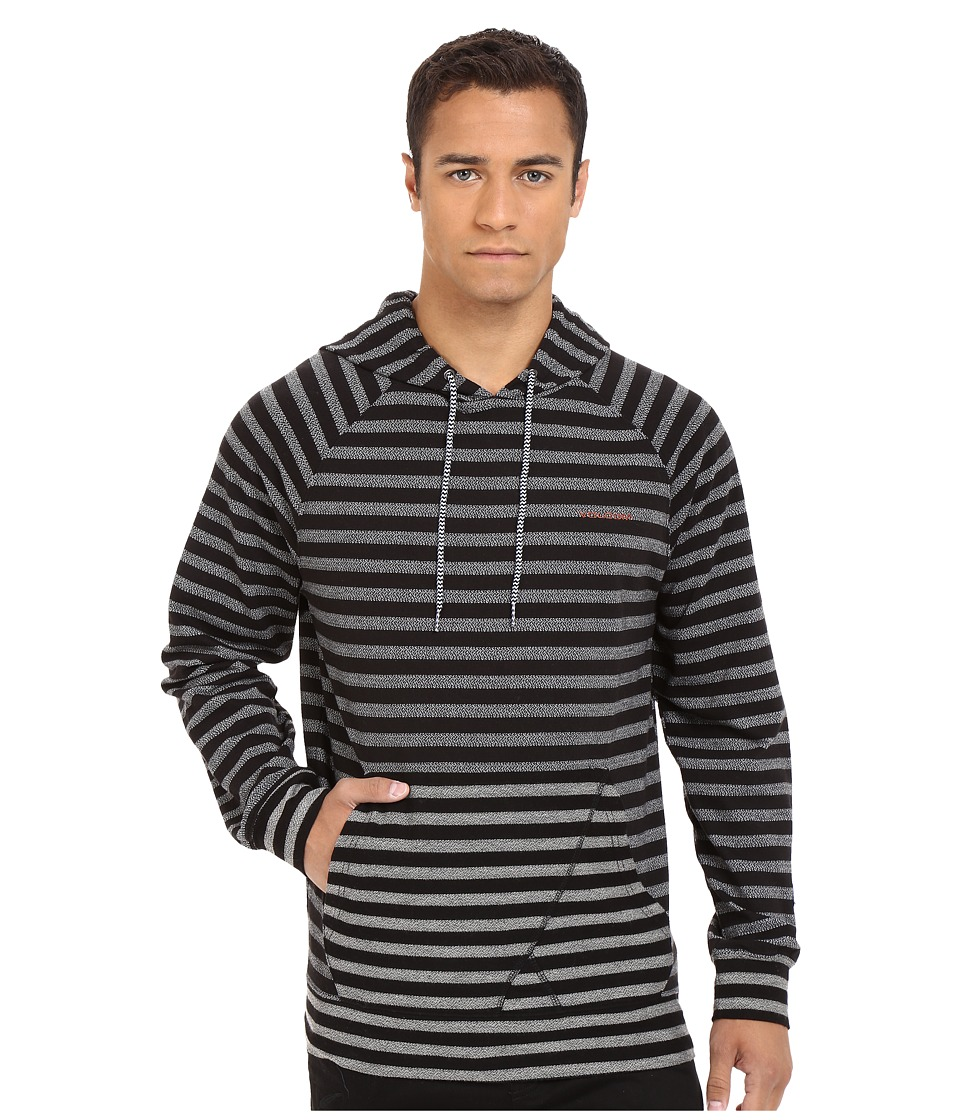 Volcom - Bullfrog Pullover (Black) Men's Sweatshirt