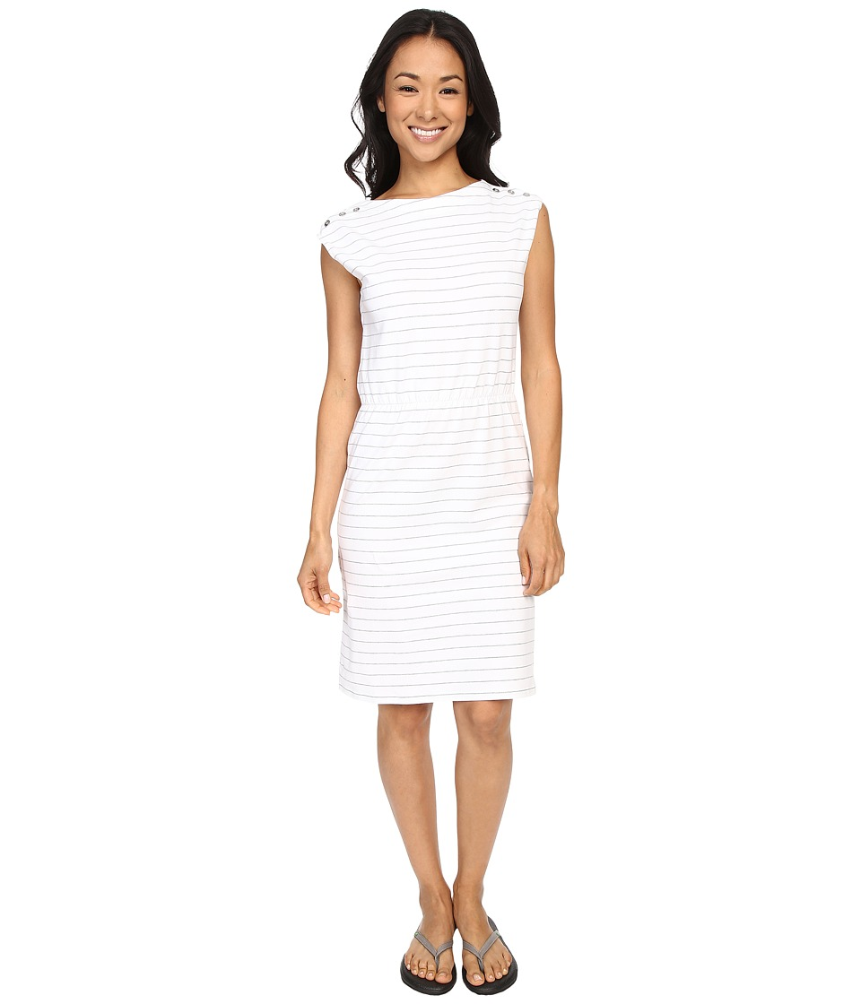 FIG Clothing - Got Dress (White) Women's Dress