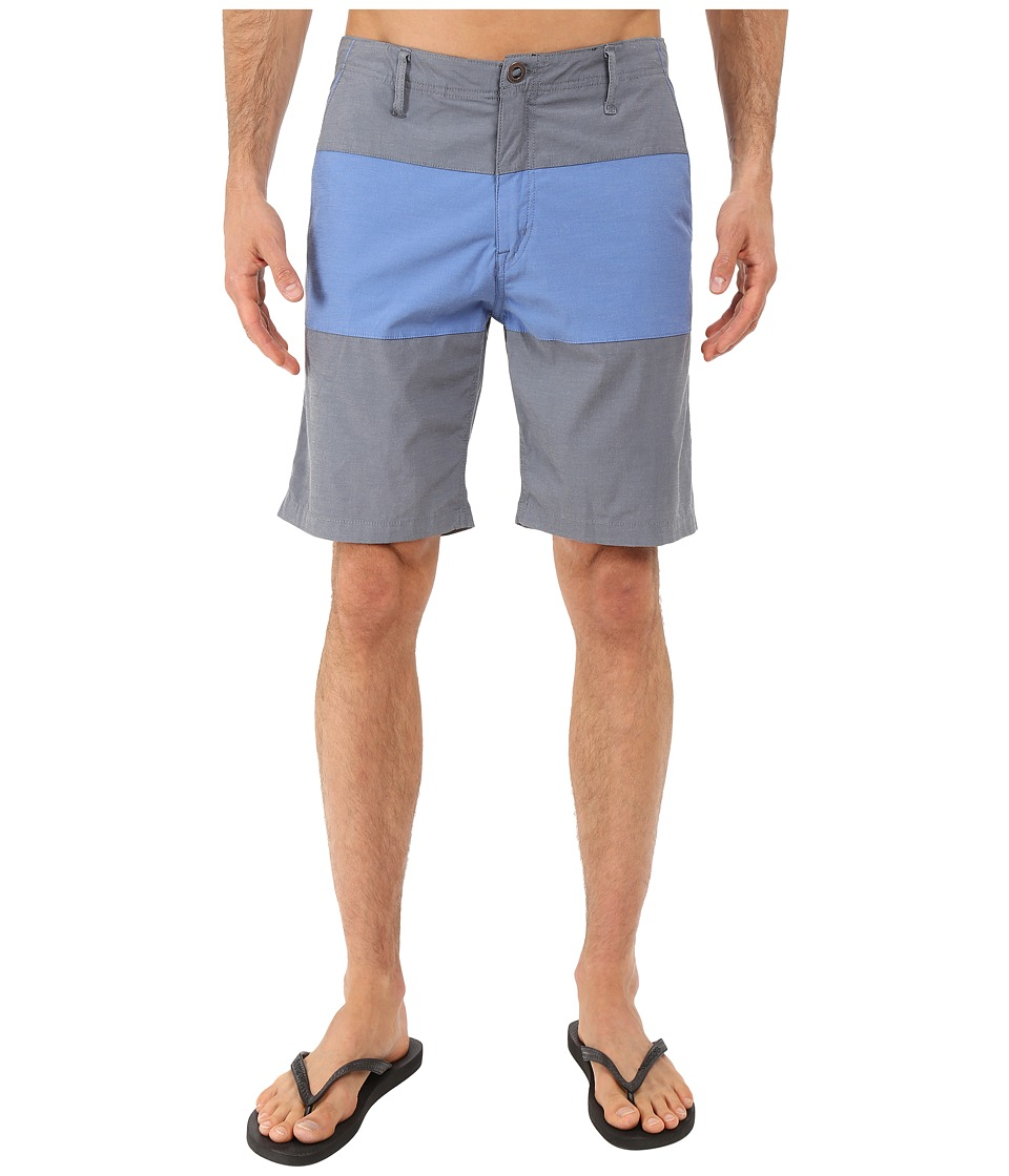 Volcom - Papago Shorts (Navy) Men's Shorts