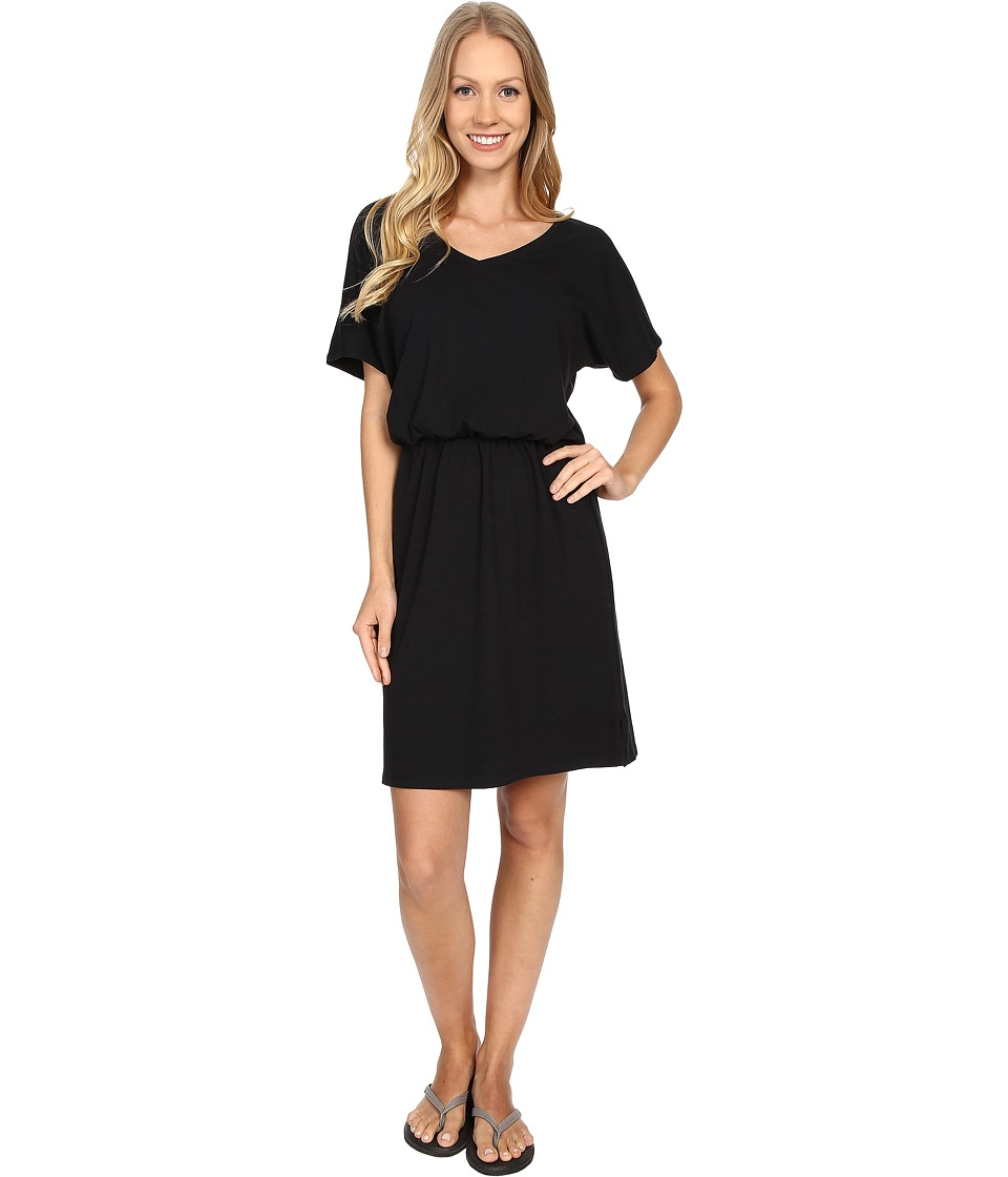 FIG Clothing - Fer Dress (Black) Women's Dress