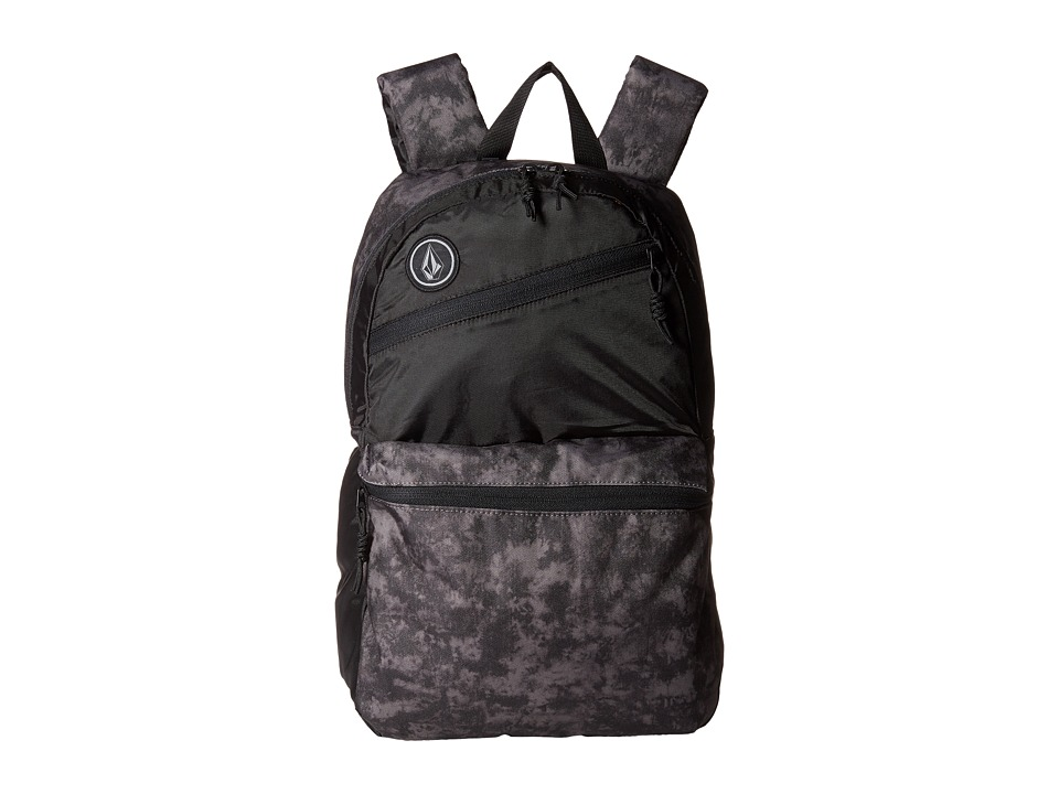 Volcom - Academy (Black/Black) Backpack Bags