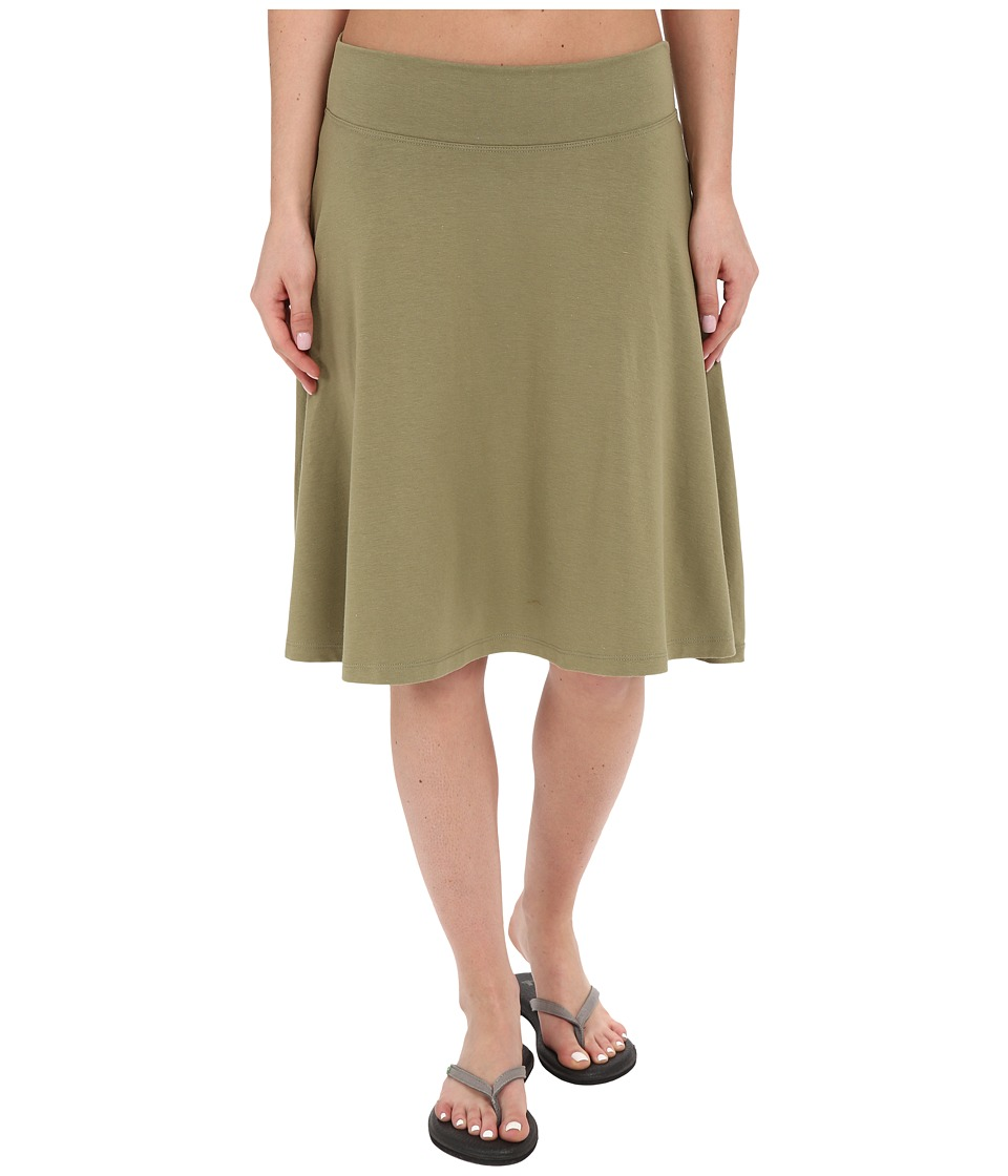 FIG Clothing Lima Skirt (Ginseng) Women