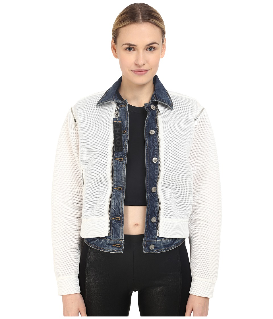 Vivienne Westwood - Langley Fox Bomber (Blue Denim) Women's Coat