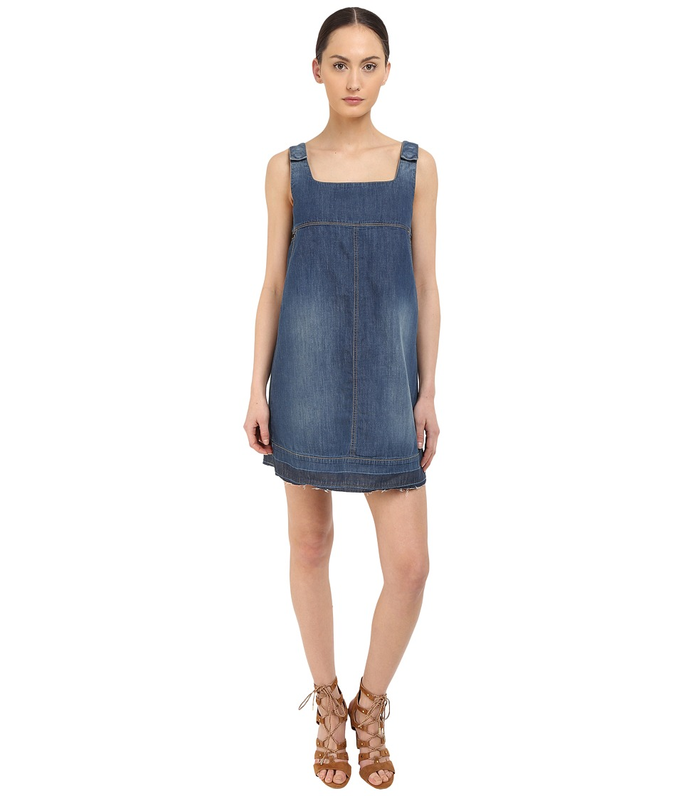 Vivienne Westwood Ross Dress (Blue Denim) Women