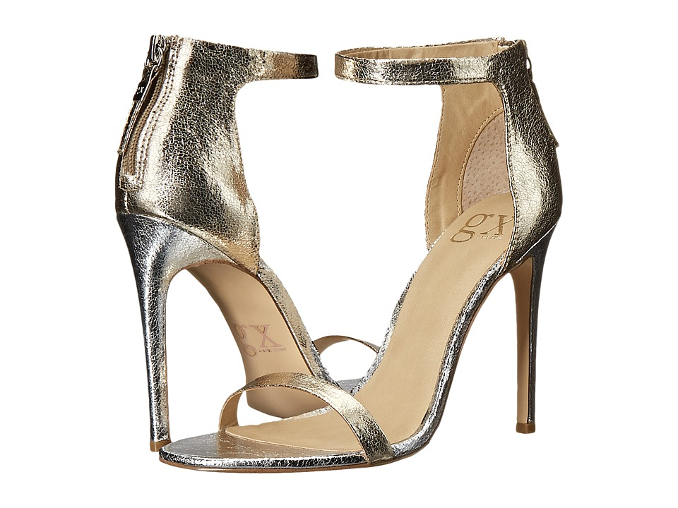 GX By Gwen Stefani - Observe (Gold Metallic Matte) High Heels