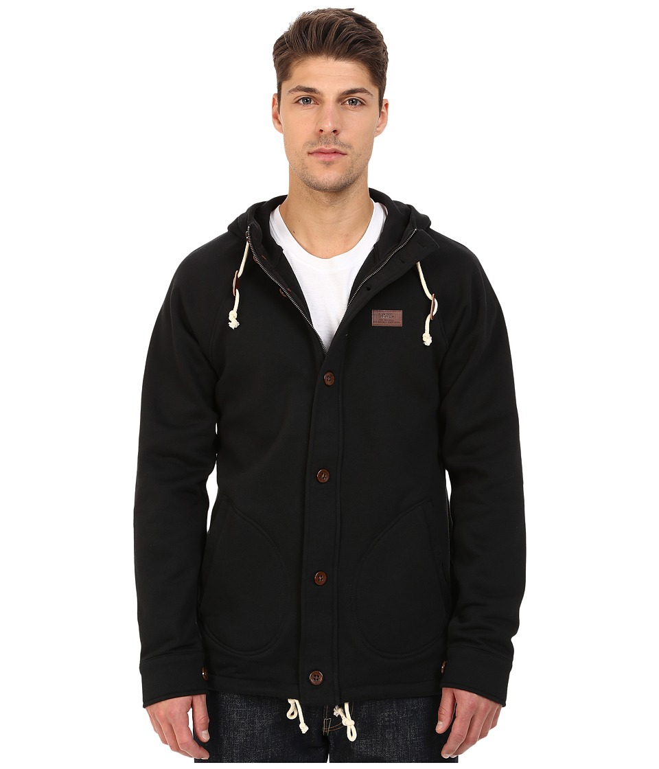 Vans - Sumner (Black) Men's Fleece