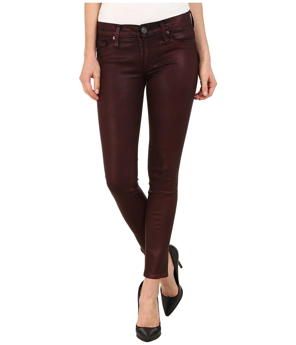 Hudson - Krista Ankle Super Skinny in Metallic Amber (Metallic Amber) Women