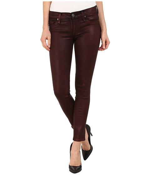 Hudson - Krista Ankle Super Skinny in Metallic Amber (Metallic Amber) Women's Jeans