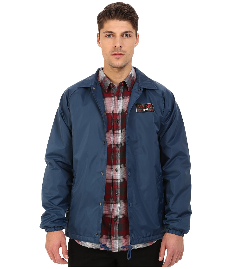 Vans - Torrey (Dark Denim) Men's Coat