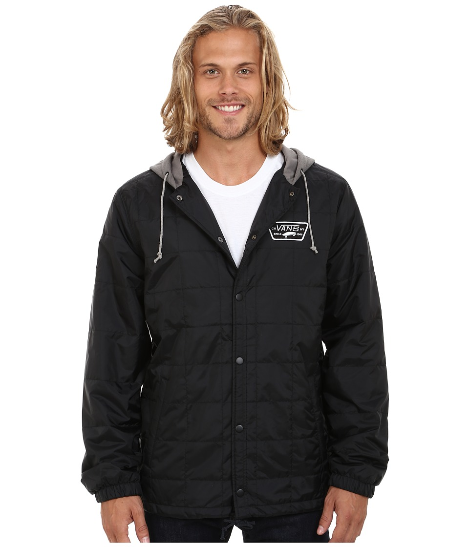 Vans - Santiago II (Black) Men's Coat