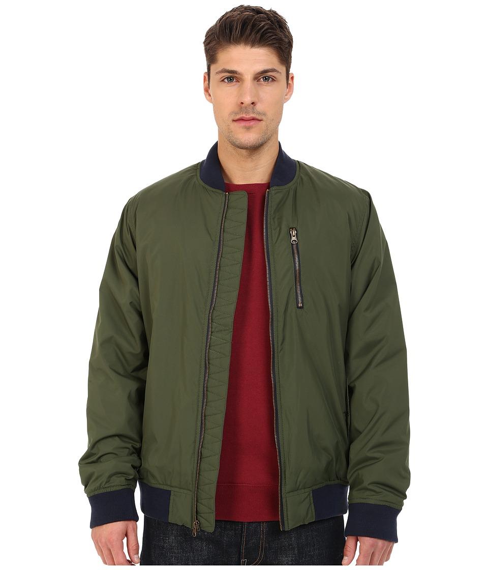 Vans - Barlowe (Surplus Green) Men's Coat