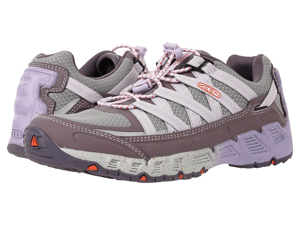 Keen - Versatrail (Shark/Lilac Pastel) Women's Shoes