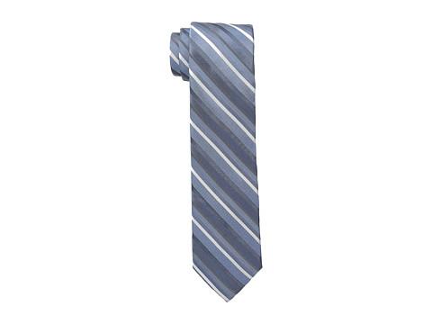 Calvin Klein - Glacial Multi Stripe (Charcoal) Ties