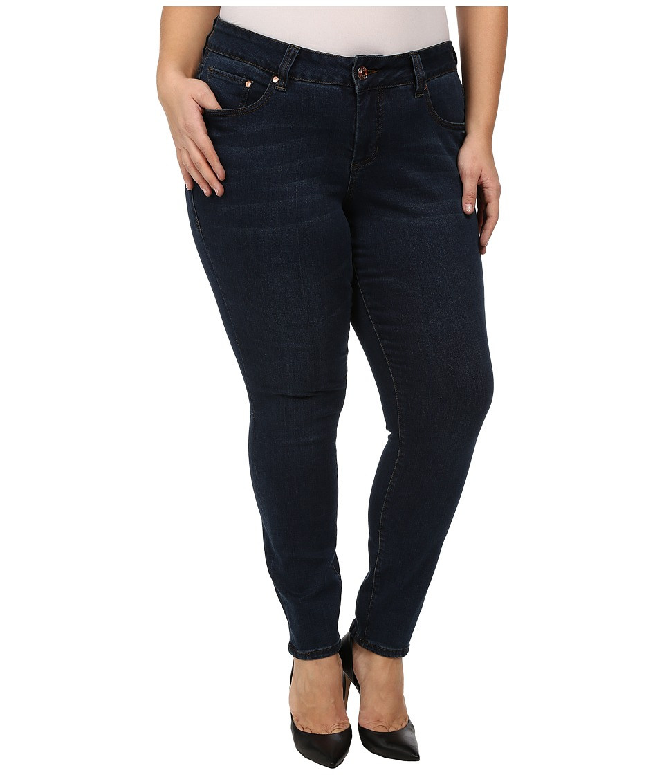 Jag Jeans Plus Size - Plus Size Westlake Skinny in Indigo Steel Republic Denim (Indigo Steel) Women's Jeans plus size,  plus size fashion plus size appare