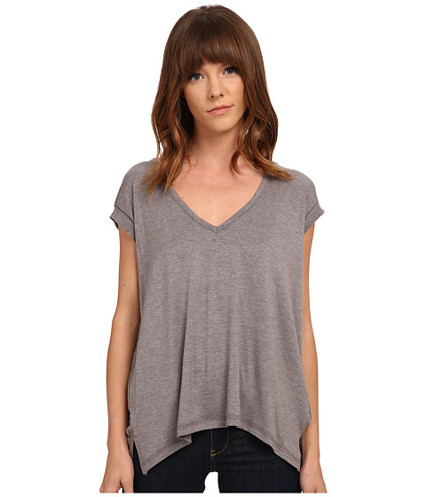 Billabong - All A Dream Tee Shirt (Dark Athletic Grey) Women's T Shirt