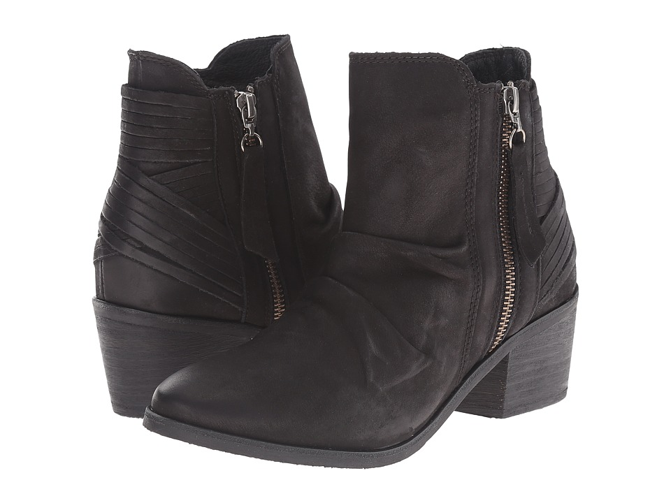 Matisse - Bison (Black) Women's Zip Boots
