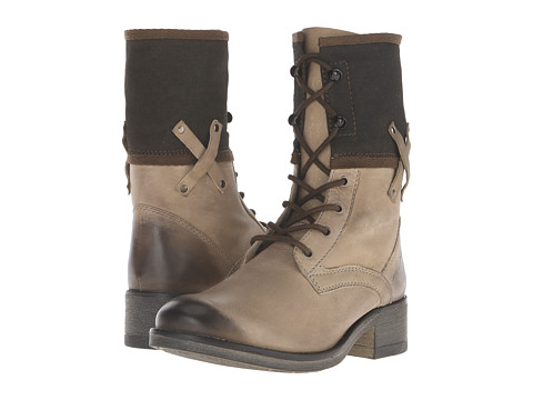 Matisse - Mechanic (Tan) Women's Lace-up Boots