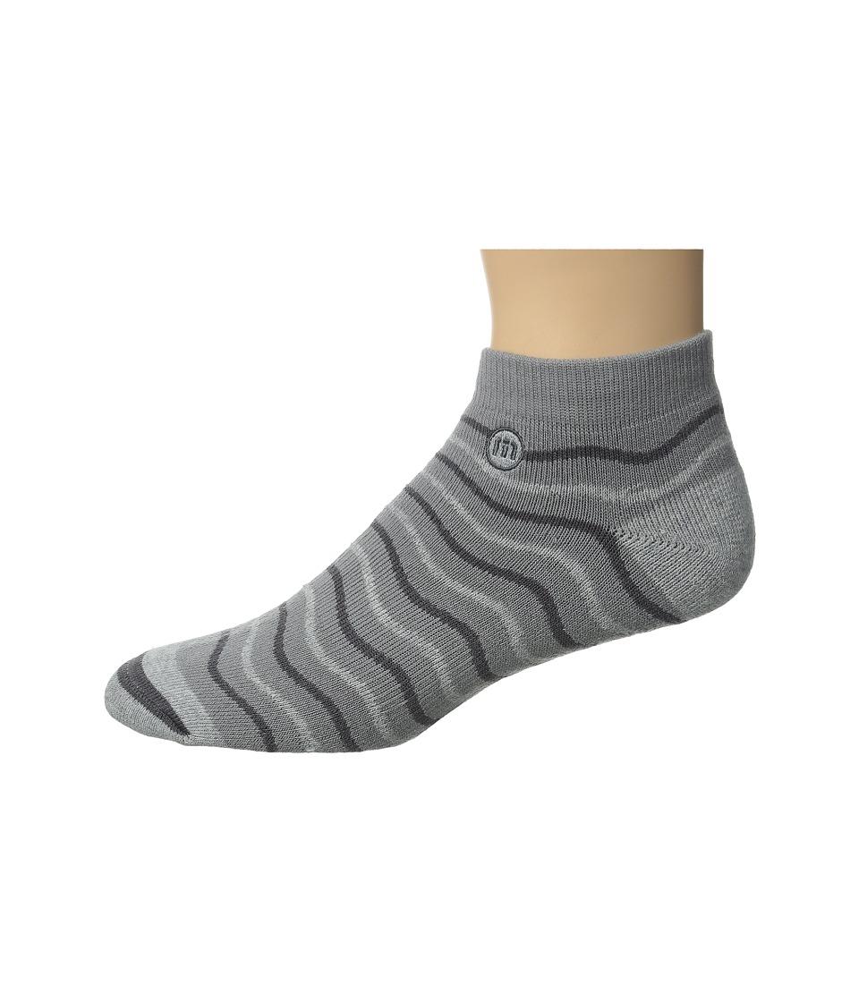 TravisMathew - Dingles (Castlerock) Men's Quarter Length Socks Shoes