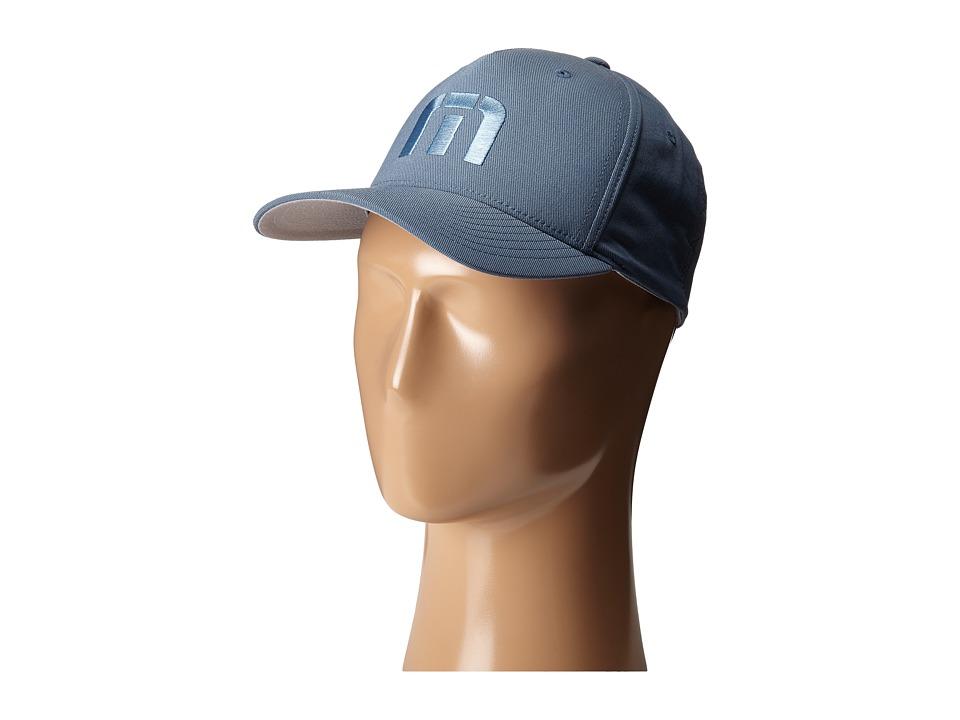 TravisMathew - Hawthorne Hat (Provincial Blue) Caps