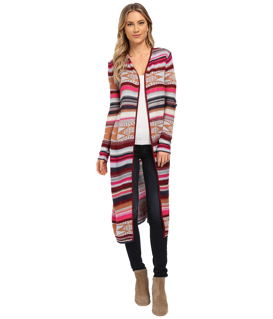 Billabong - Fade To Dusk Cardigan (Multi) Women