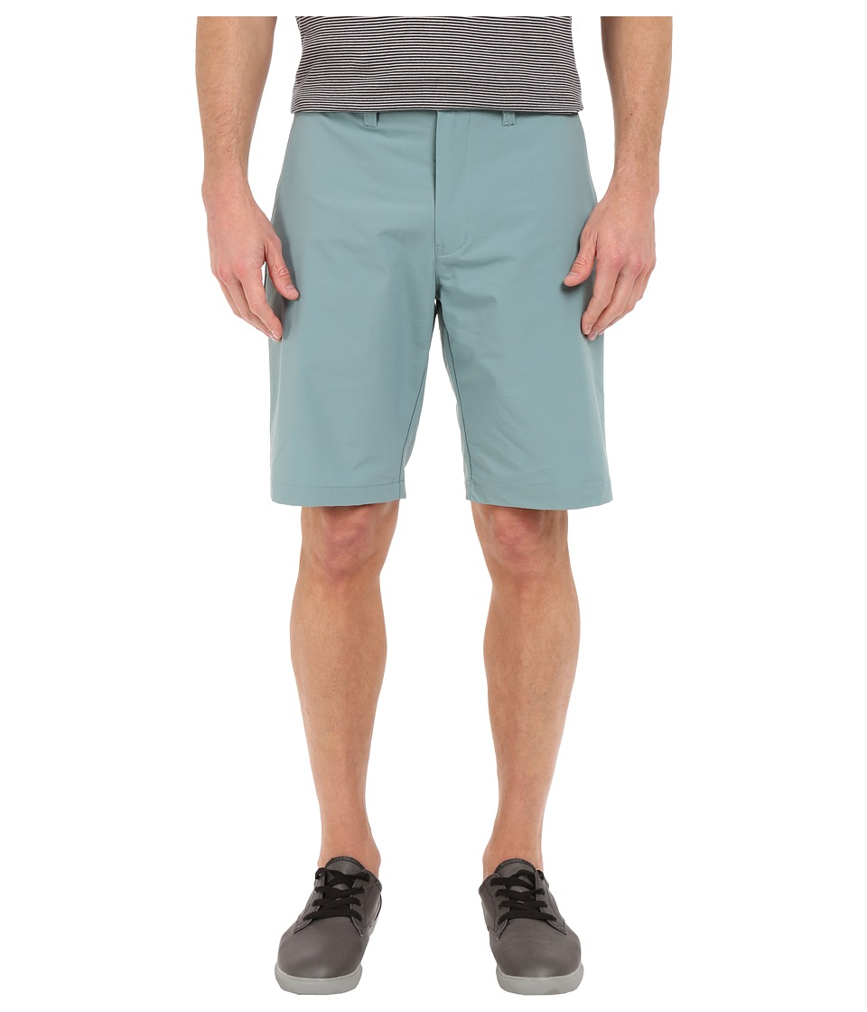 TravisMathew - Hefner Short (Blue Tint) Men's Shorts