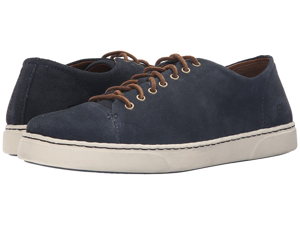 Born - Bayne (Marine Suede) Men's Lace up casual Shoes