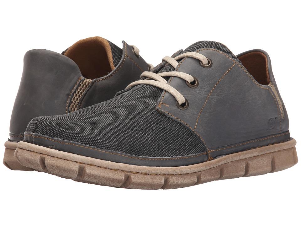 Born - Sandor (Grey/Deep Grey) Men's Shoes