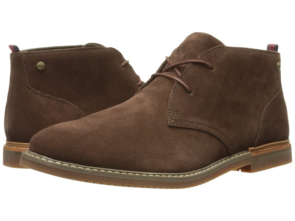 Timberland - Earthkeepers(r) Brook Park Chukka (Potting Soil Hammer) Men's Lace-up Boots