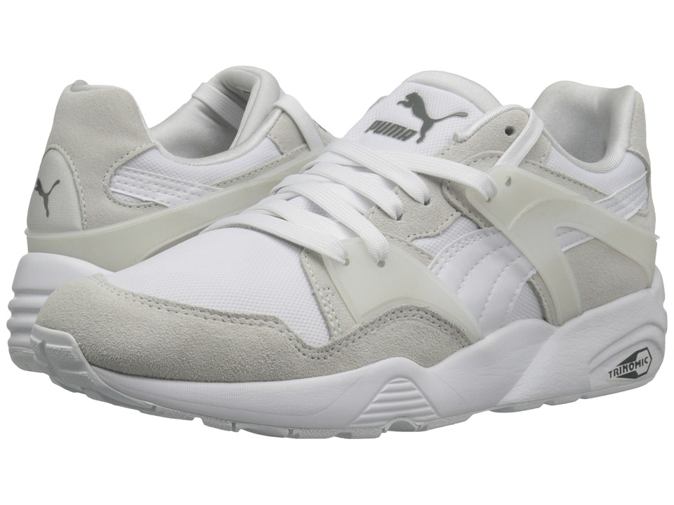 PUMA - Blaze (White) Men's Shoes