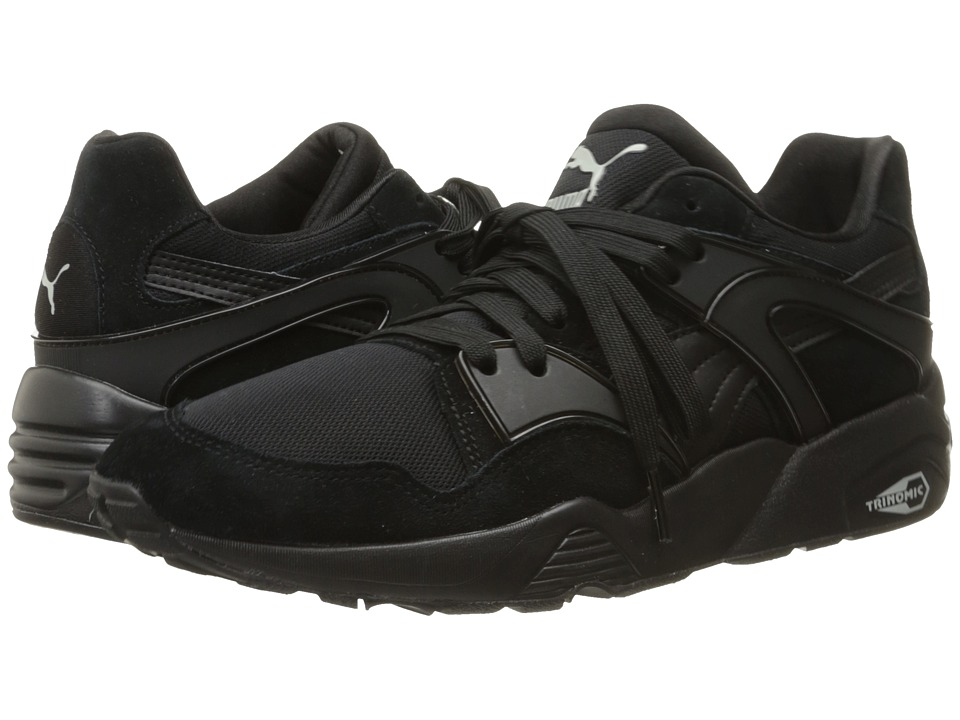PUMA - Blaze (Black/Black Drizzle) Men's Shoes