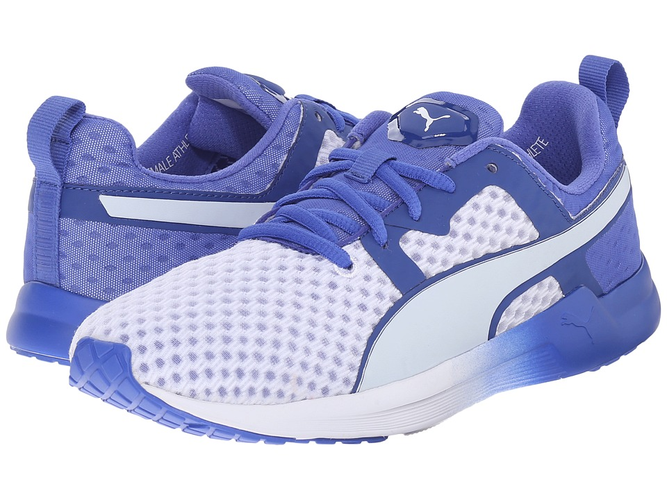 PUMA - Pulse XT v2 Core (White/Dazzling Blue) Women's Shoes