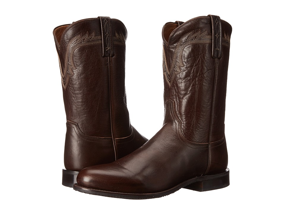 Lucchese - M0022.C2 (Chocolate) Cowboy Boots