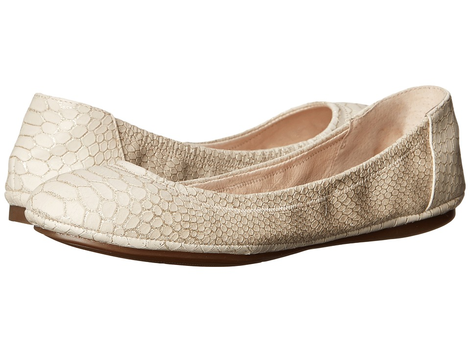 Vince Camuto - Ellen (Beige) Women's Flat Shoes