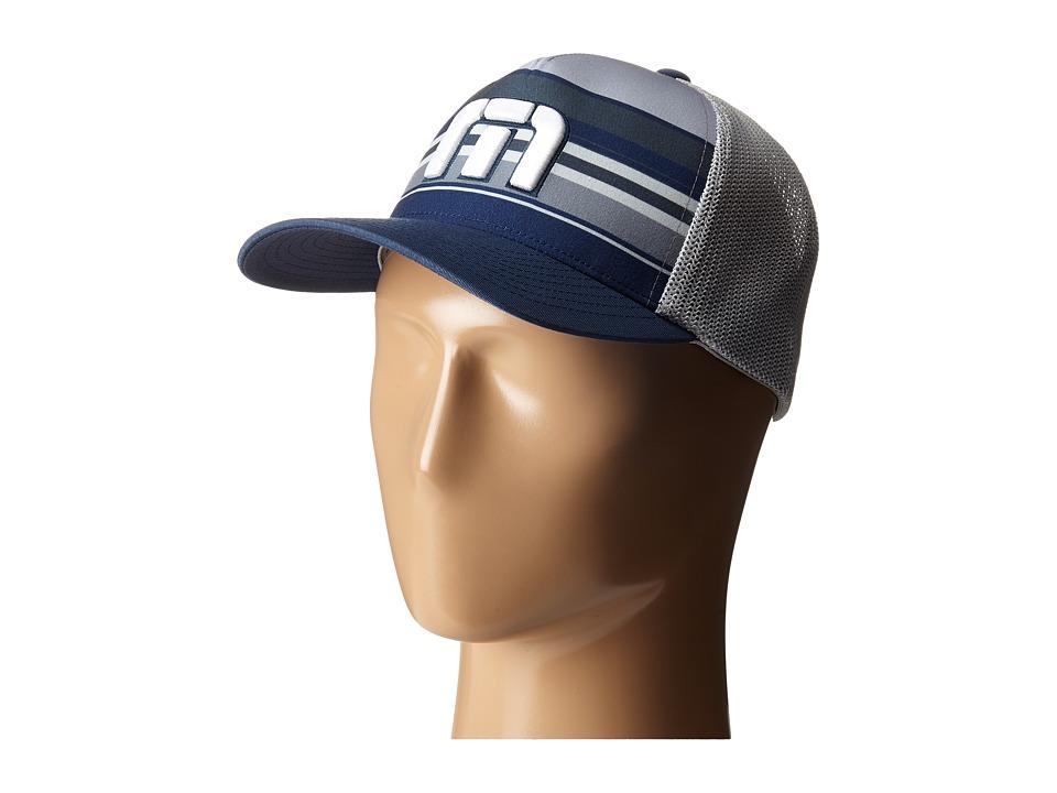 TravisMathew - Cylinder Hat (Insignia Blue) Caps