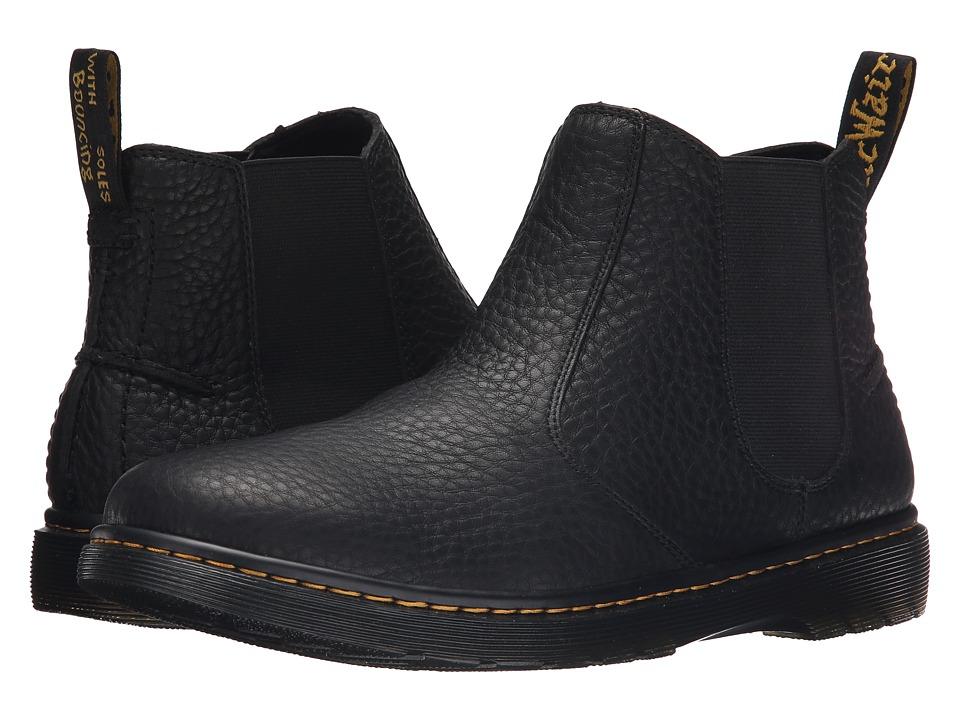Dr. Martens Lyme Chelsea Boot (Black Grizzly) Men