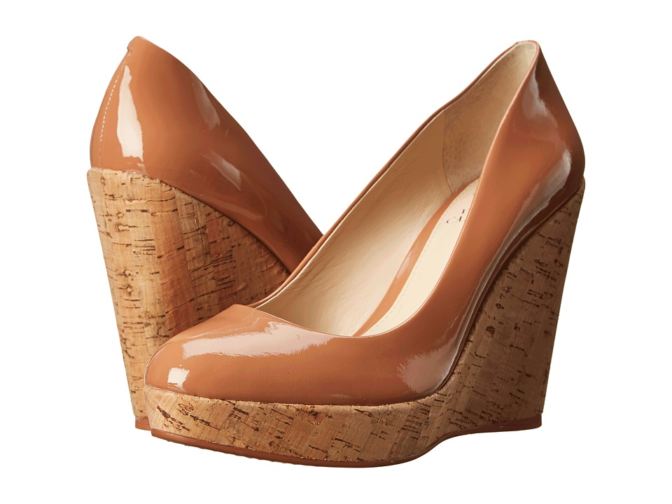 Vince Camuto - Faran (Rosewood) Women's Wedge Shoes