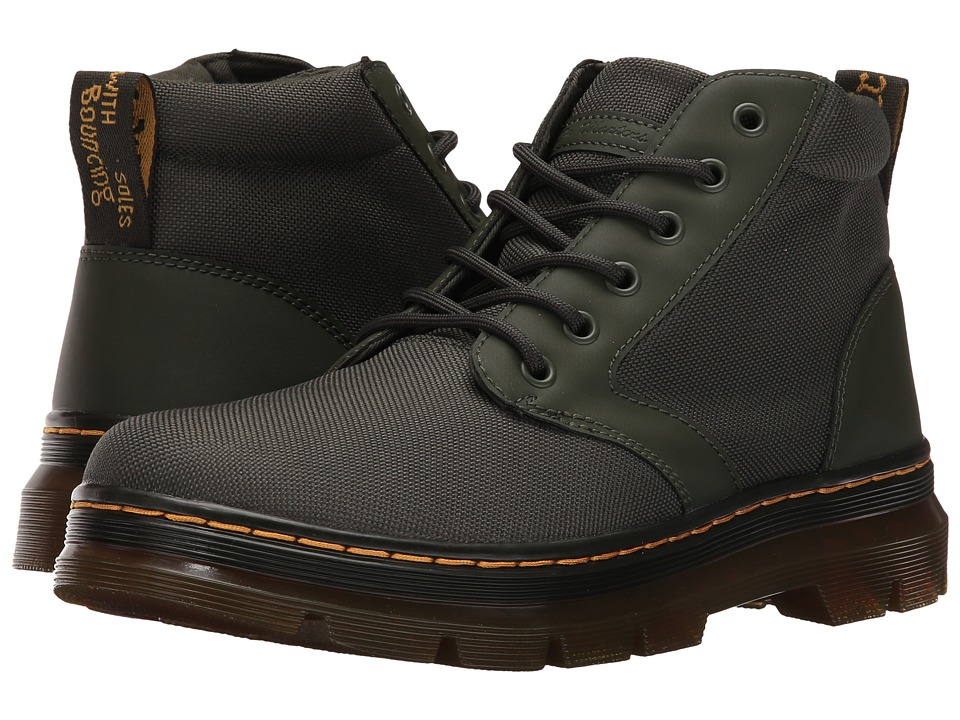 Dr. Martens - Bonny Chukka Boot (Olive/Extra Tough Nylon/Rubbery) Men's Lace-up Boots
