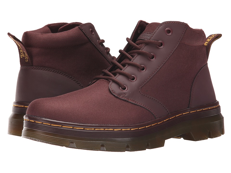 Dr. Martens Bonny Chukka Boot (Old Oxblood/Extra Tough Nylon/Rubbery) Men