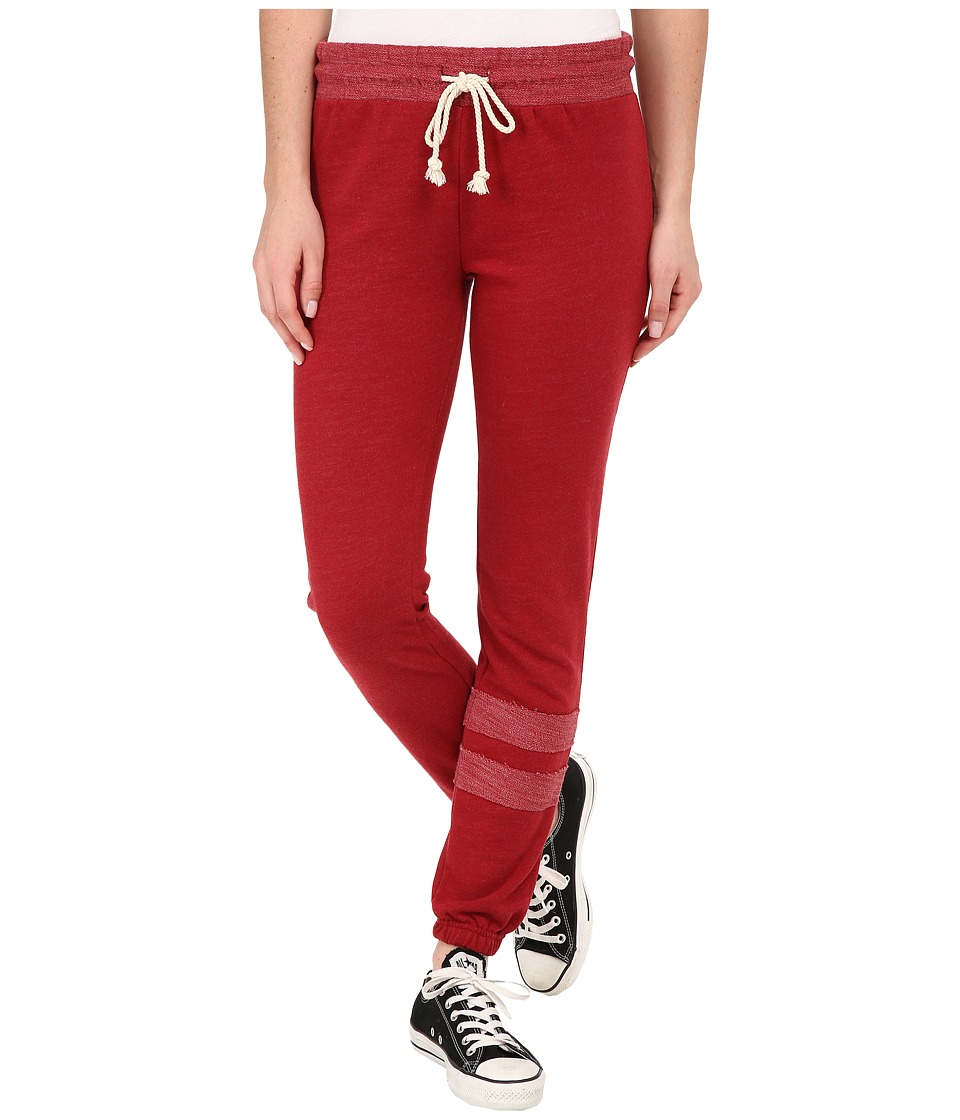 Billabong - Kick Back Pants (Chilli Pepper) Women's Casual Pants
