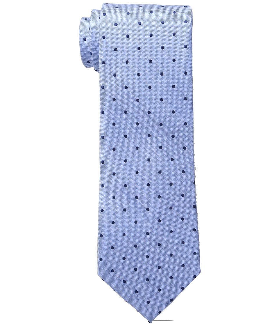 Tommy Hilfiger - SS Dot (Blue) Ties