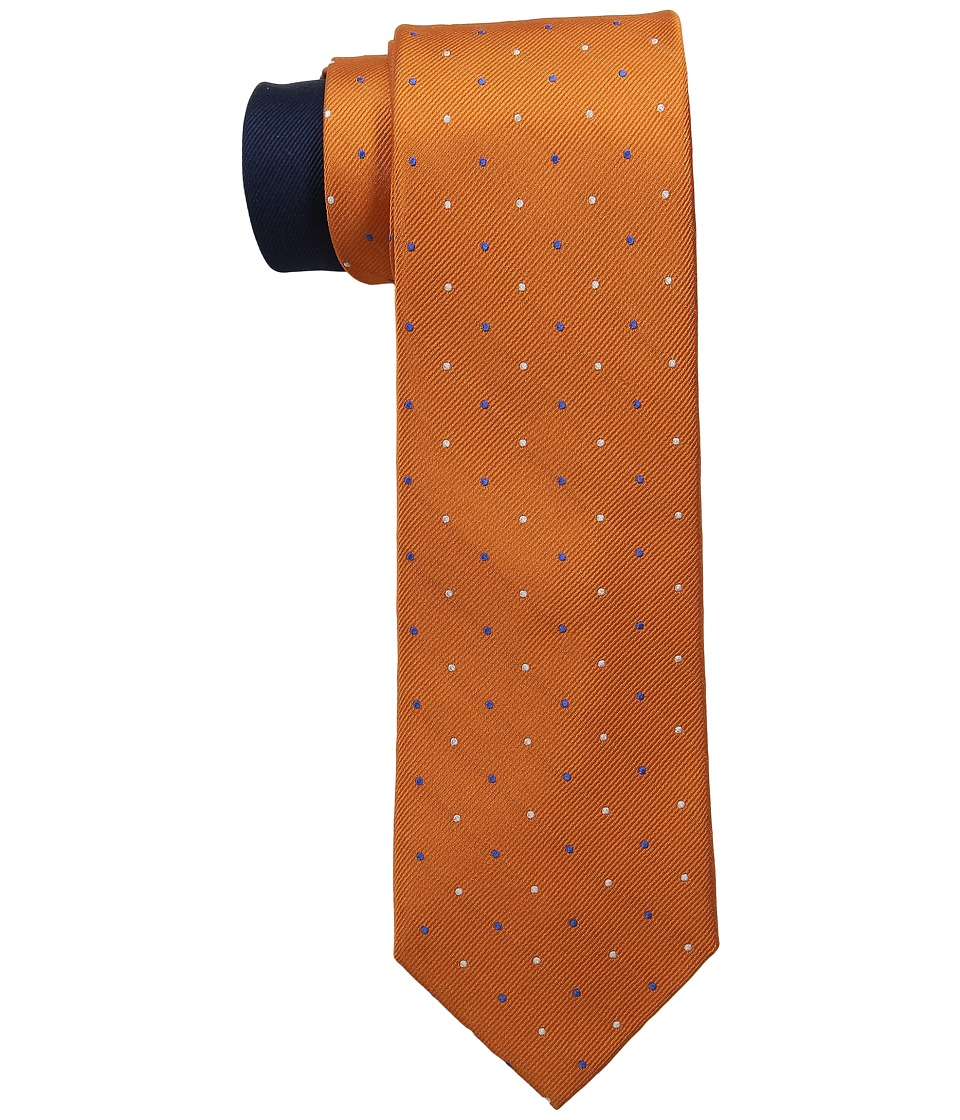 Tommy Hilfiger - Multi Dot (Orange) Ties