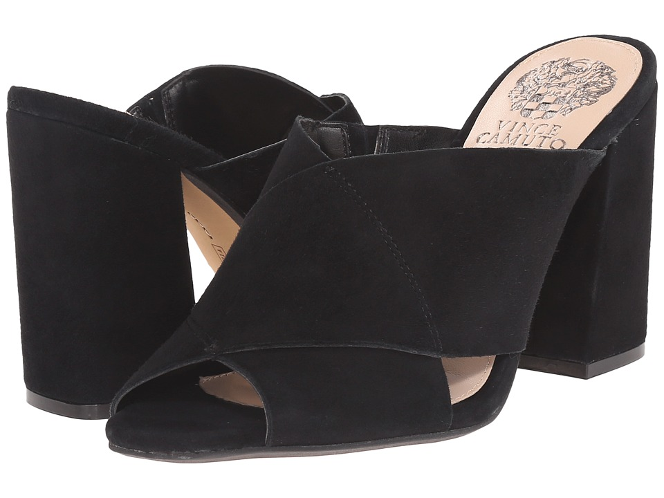 Vince Camuto - Jevan (Black) Women's Shoes