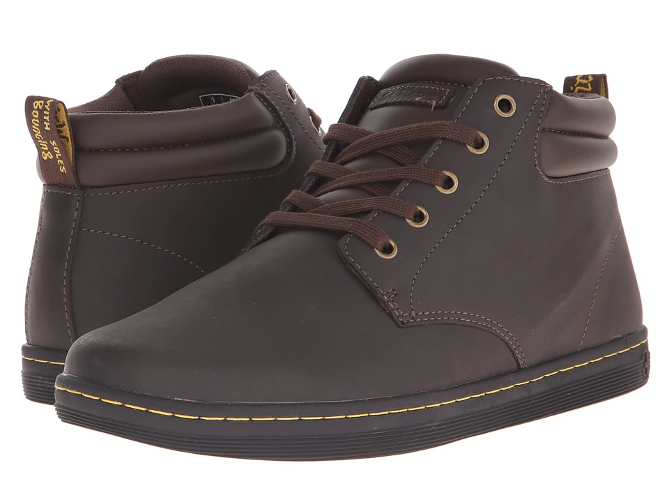 Dr. Martens - Maleke (Gaucho Wildhorse Lamper) Men's Shoes