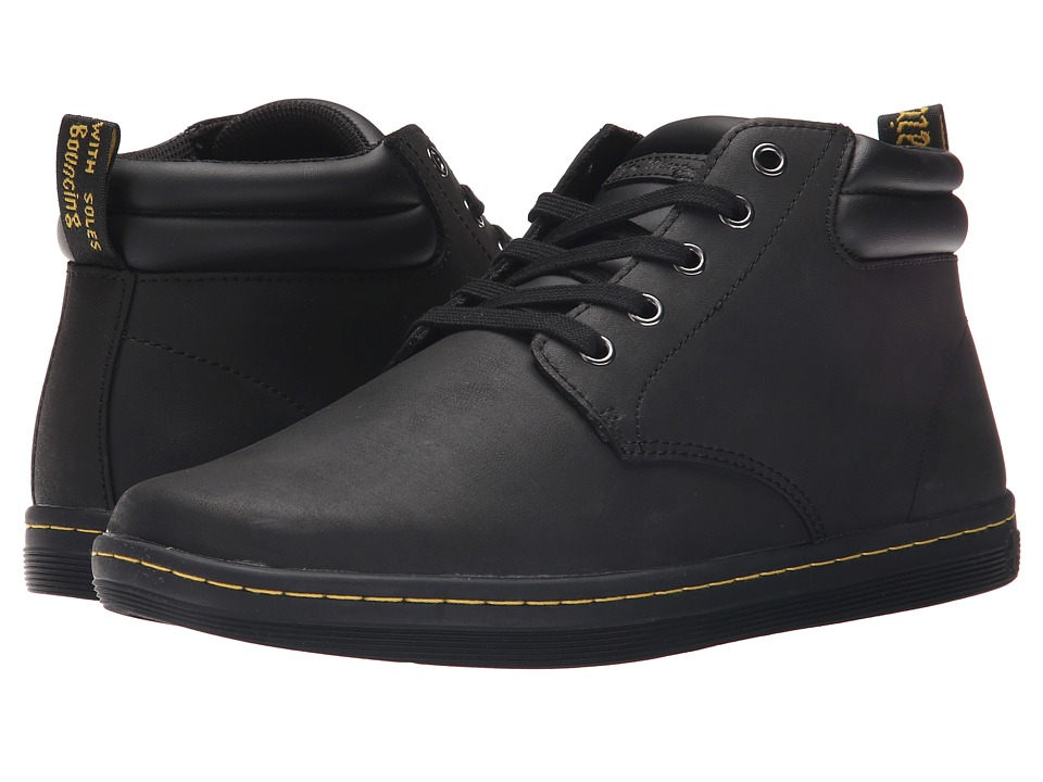Dr. Martens - Maleke (Black Lamper) Men's Shoes