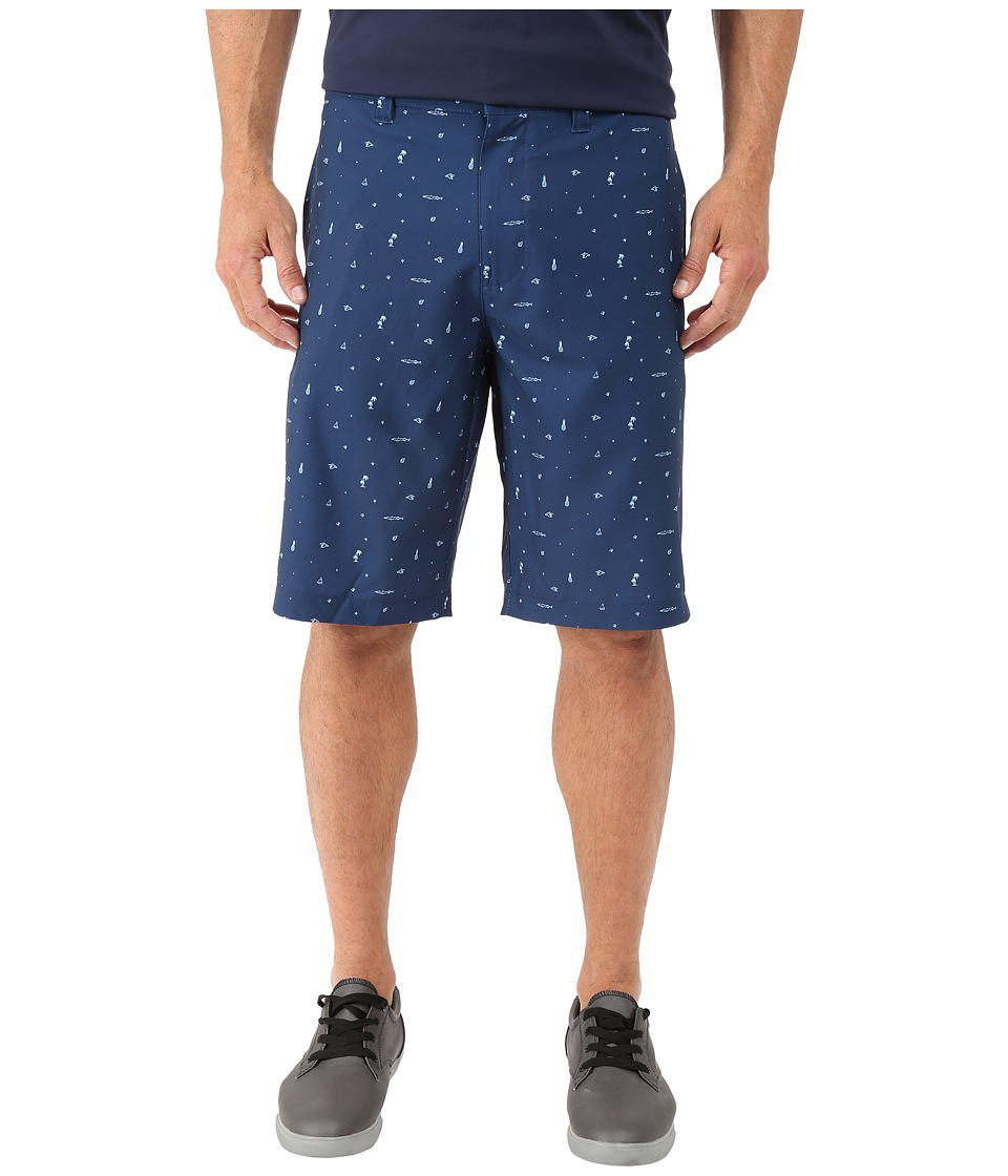 TravisMathew - Scupper Shorts (Insignia Blue) Men's Shorts