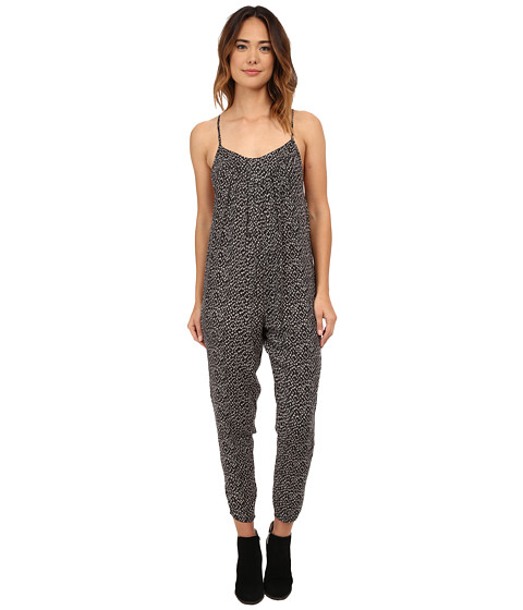 Billabong - Hideaway Jumpsuit (Off Black) Women