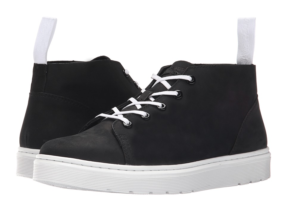 Dr. Martens - Baynes Chukka Boot (Black Kaya) Men's Lace-up Boots