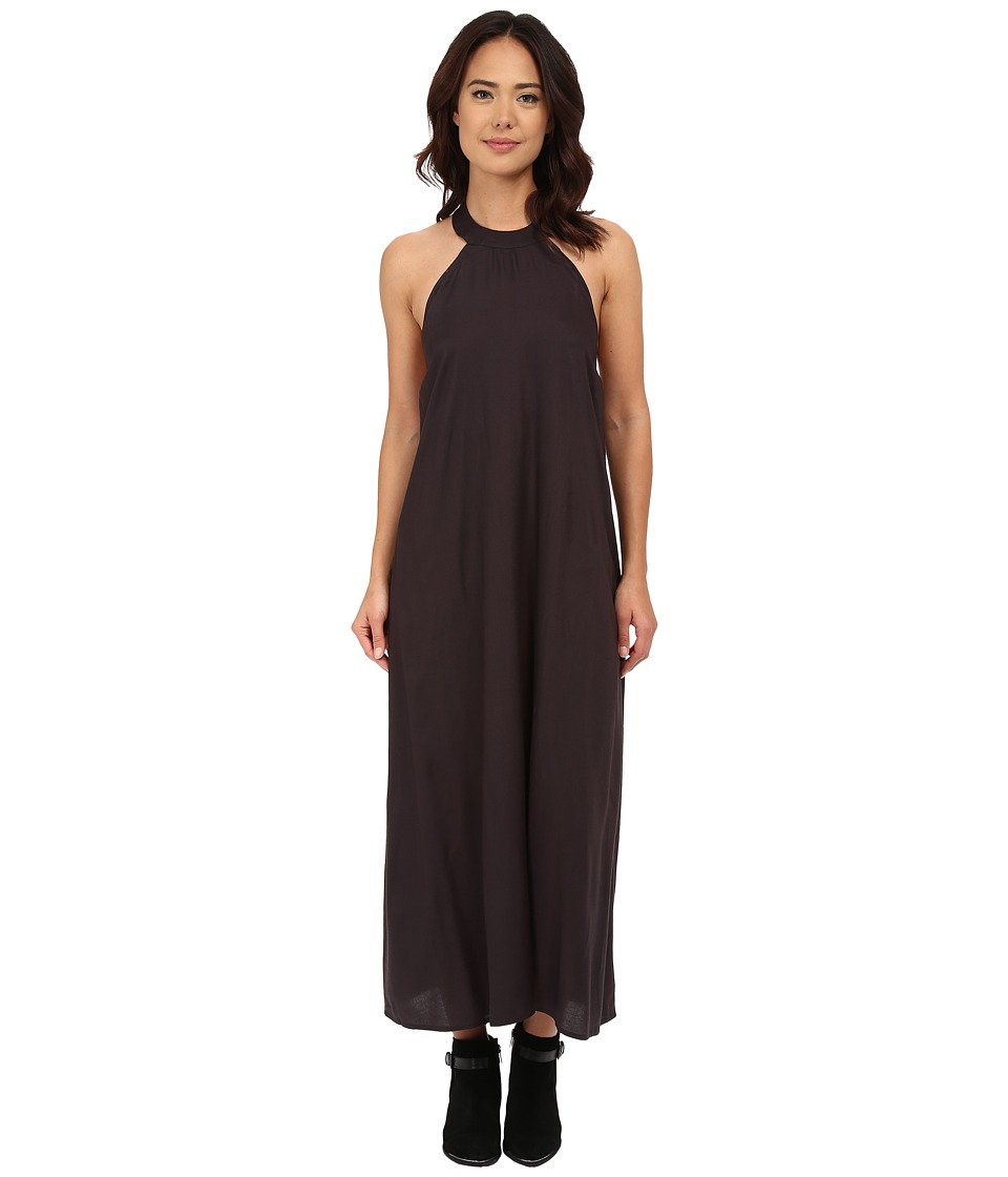 Billabong - Wandering Sun Dress (Black) Women's Dress