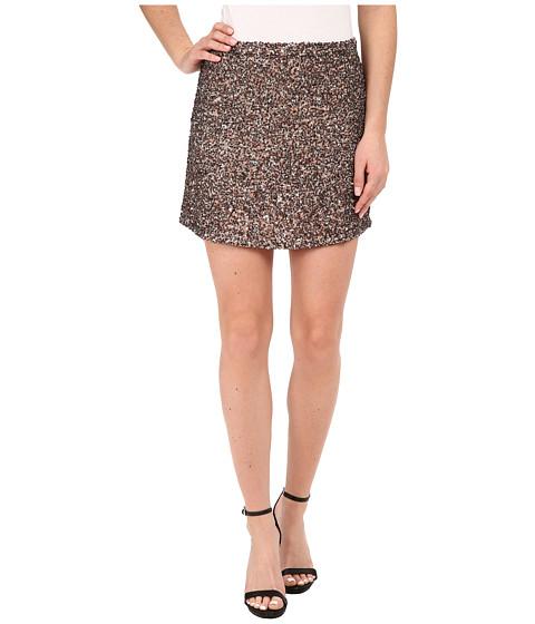 Billabong - Showin Off Skirt (Rose Gold Multi) Women